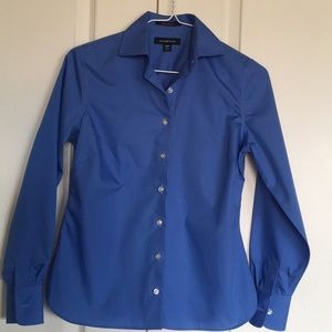 New Wrinkle Free Button Down 00 Petite
